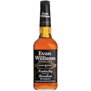 Kentucky Straight Bourbon | Evan Williams - alcoholic,
