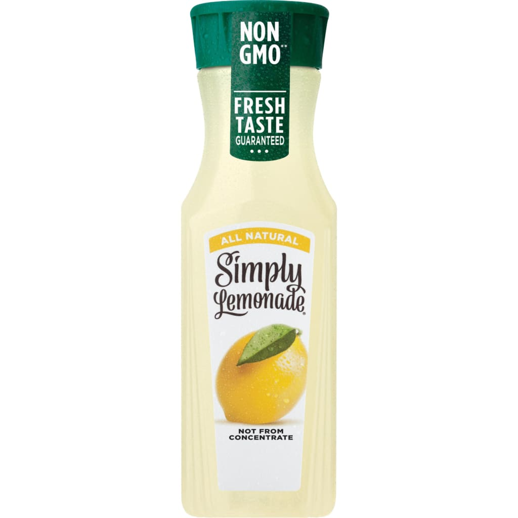 Lemonade | Simply - grocery, juice, mixer, non-alcoholic