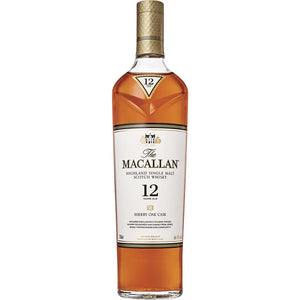 Macallan 12y - 750ml - Scotch