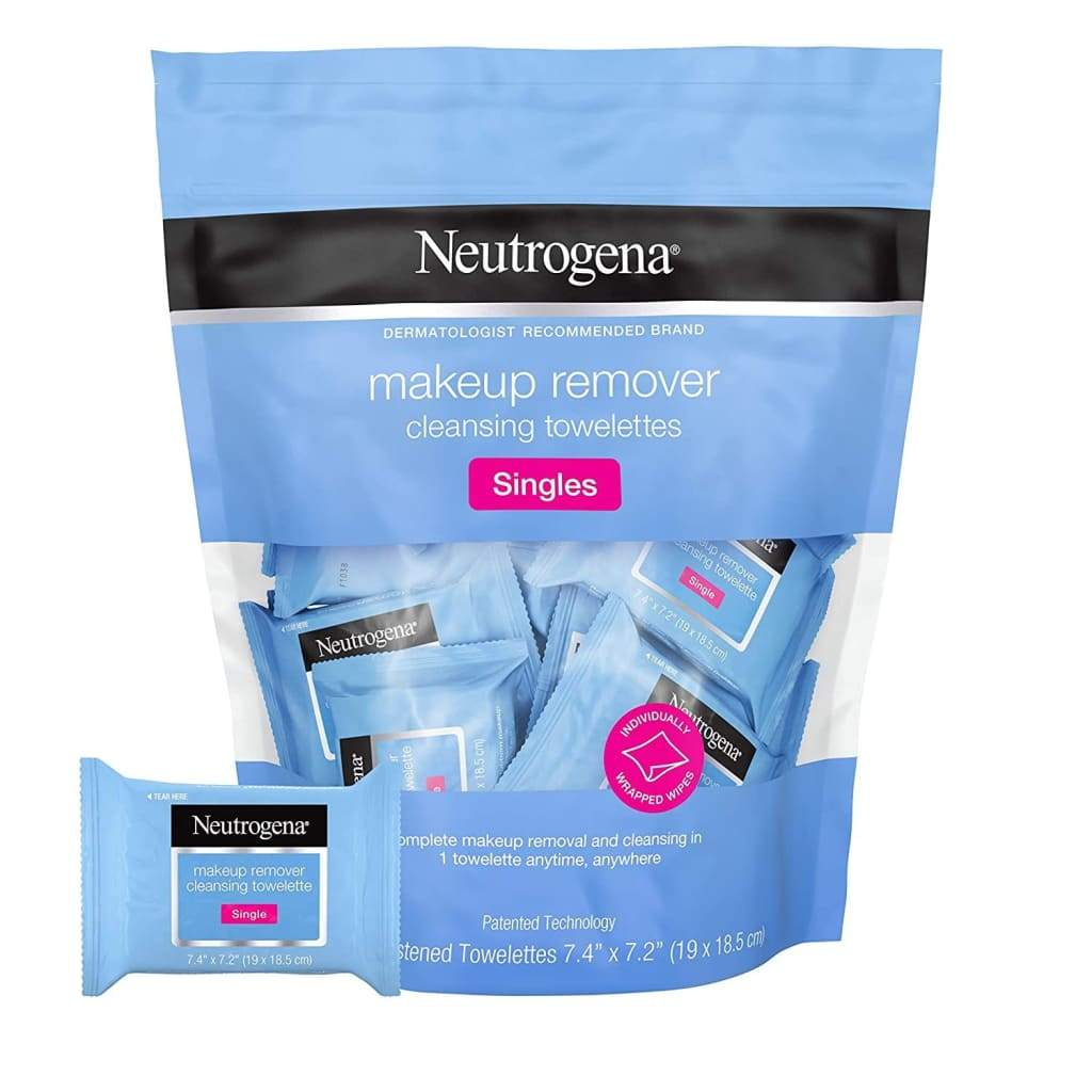 Makeup Remover Cleansing Towelettes | Neutrogena - BATHROOM