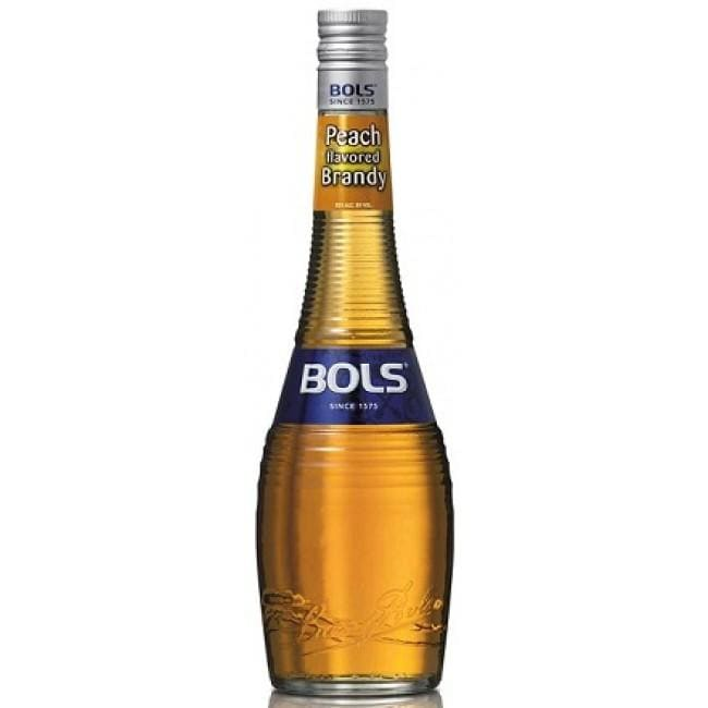 Peach Flavored Brandy | Bols - alcoholic, bols, brandy,