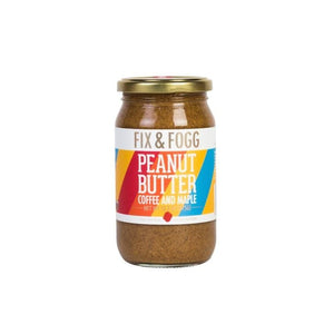 Peanut Butter | Coffee and Maple | Fix & Fogg - fix and