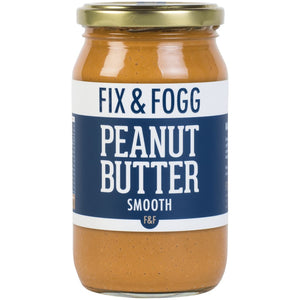 Peanut Butter | Smooth | Fix & Fogg - fix and fogg, FOOD,