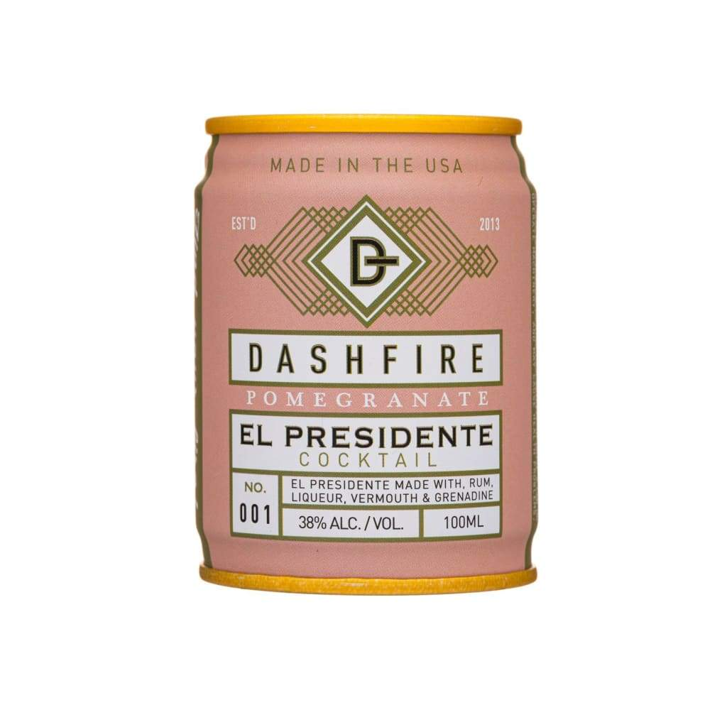Pomegranate El Presidente | Dashfire - alcoholic, Cocktail,