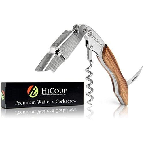 Professional Waiter's Corkscrew | HiCOUP - corkscrew, home