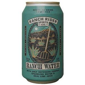 Ranch Rider Cocktails • Ranch Water - Cocktail