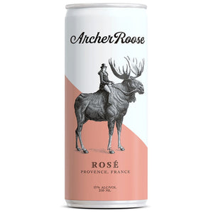 Rosé | Archer Roose - alcoholic, archer roose, canned wine,