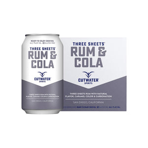Cutwater Rum & Cola - Cocktail