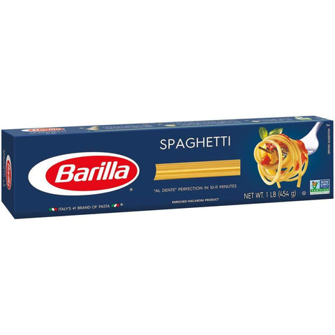 Spaghetti | Barilla - barilla, FOOD, Grab and Go, grocery,