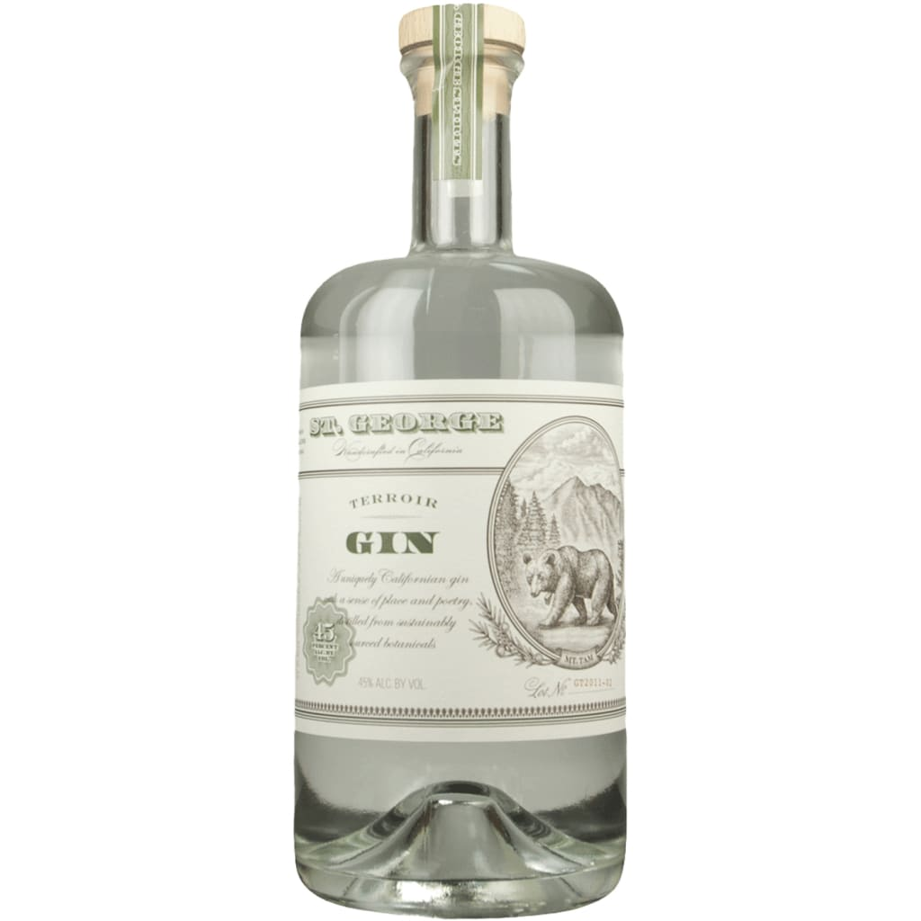 St. George Terroir Gin - 750ml - Gin