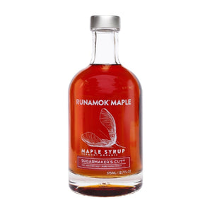 Sugermaker's Cut Maple Syrup | Runamok Maple - Bourbon,