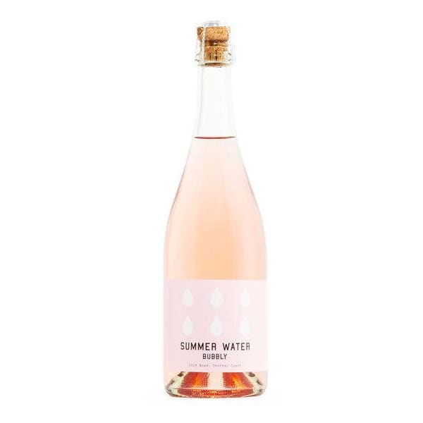 Summer Water Bubbly Rosé | Winc Wines - alcoholic, bubbly,