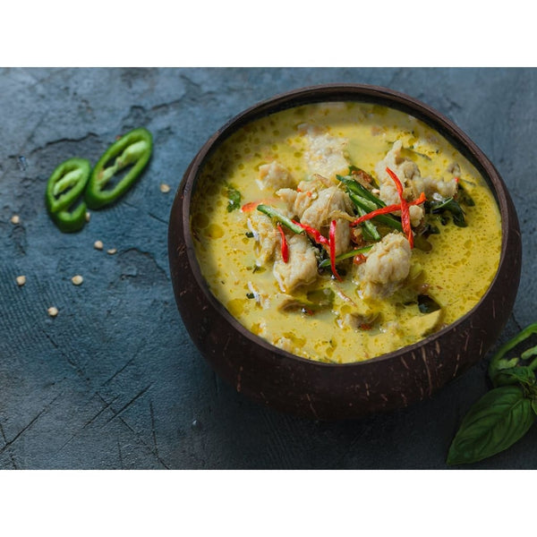 Thai for Two Cooking Kit | Organic Green Curry | Verve