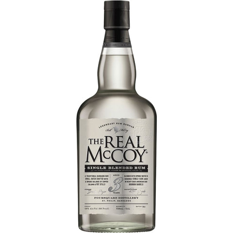 The Real McCoy Rum - 750ml - Rum
