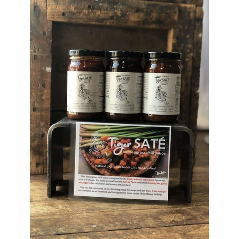 Tiger Saté | Hot | Pantry By Nature - chili sauce, FOOD,