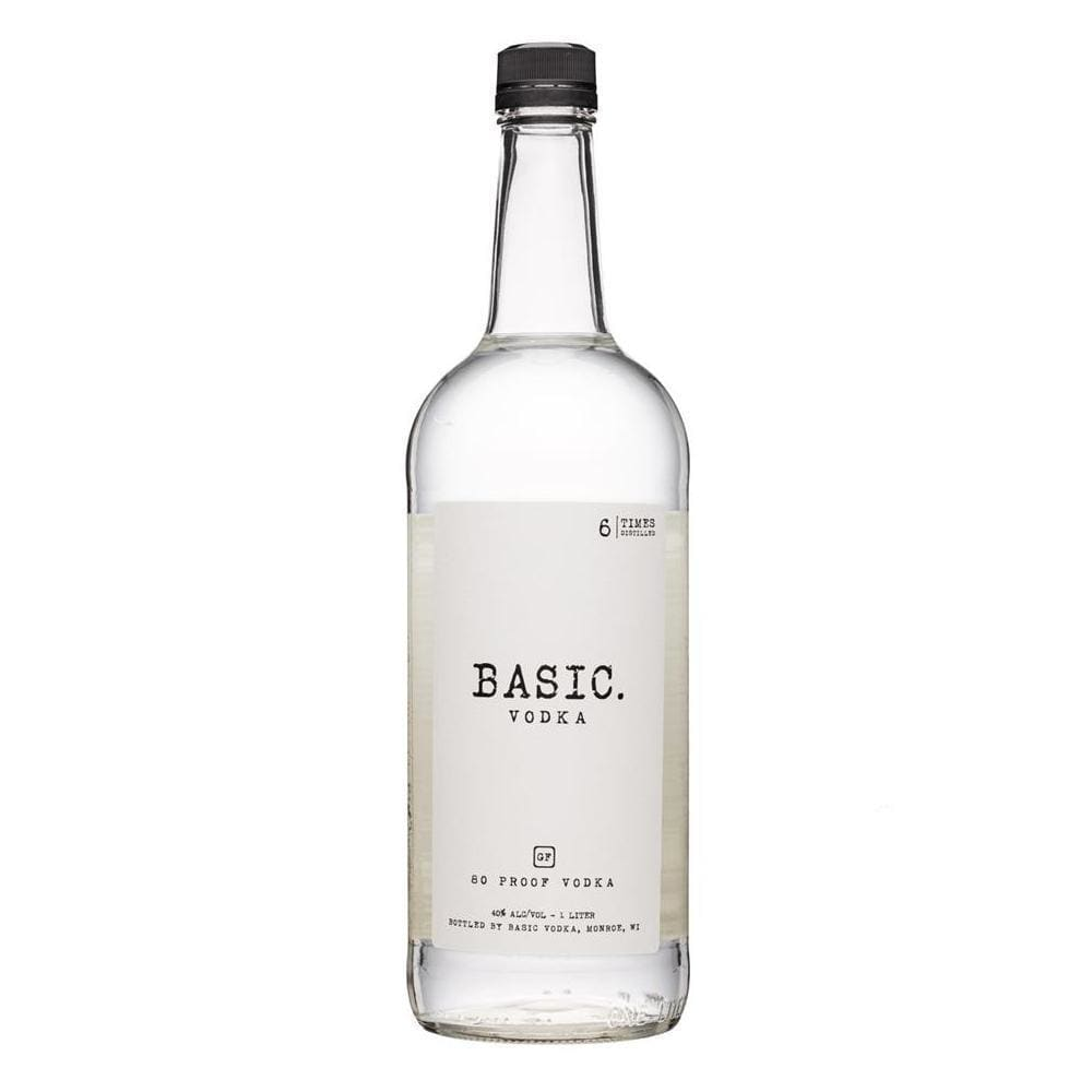 Vodka | Basic Vodka - alcoholic, basic vodka, Vodka