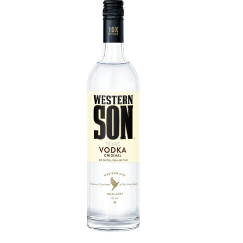 Vodka | Western Son - alcoholic, flavored vodka, texas