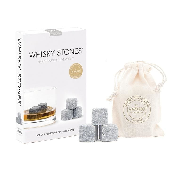 Whisky Stones | Teroforma - cocktail, gift, Home Bar,
