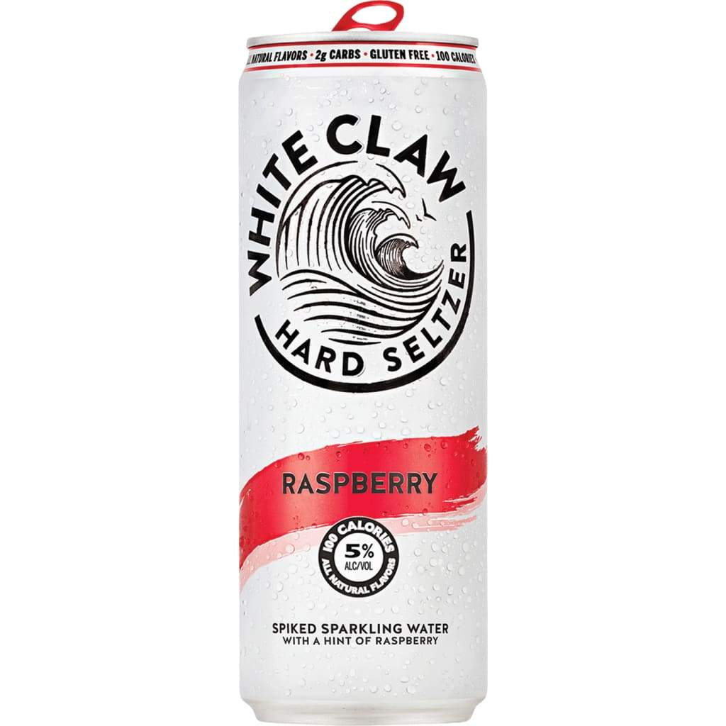 White Claw Raspberry - Hard Seltzer