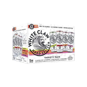 White Claw Variety Pack - 12 Pack 12oz Cans - Hard Seltzer
