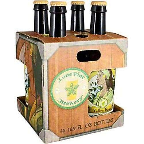 Yellow Rose IPA - 4pack - Beer