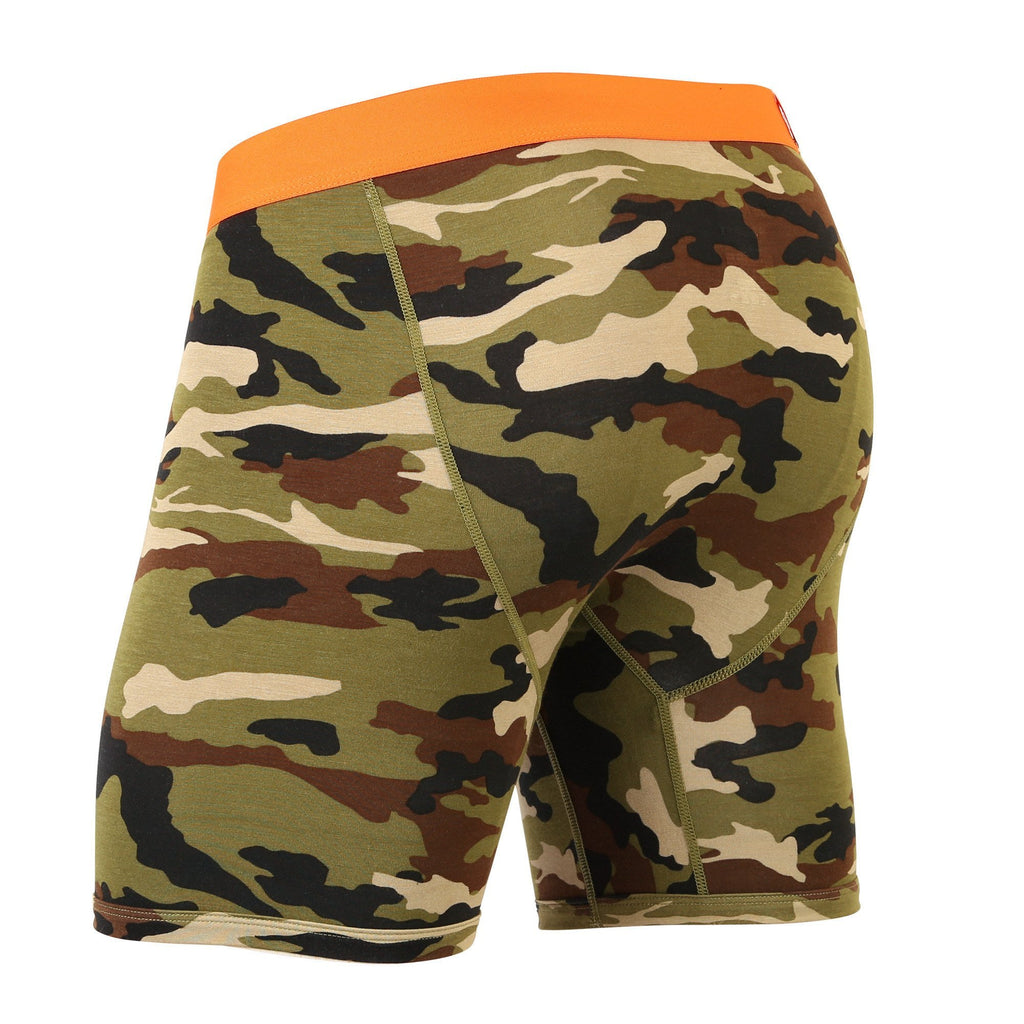 Weekday Boxer Brief: Camo/Orange