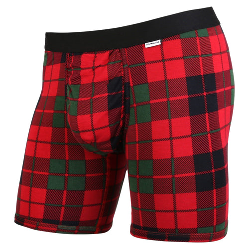 Weekday Boxer Brief: Camp Vibe Plaid