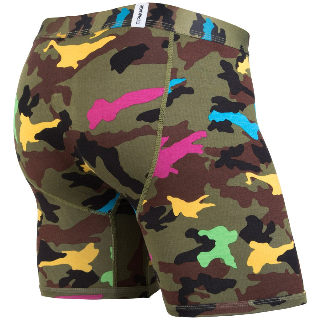 Weekday Boxer Brief: High-Vis Camo