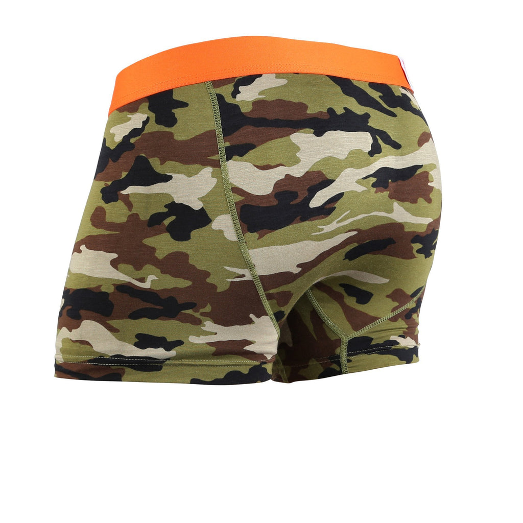 Weekday Trunk: Camo/Orange