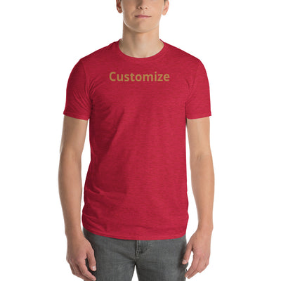 c69d6136 Anvil 980 Lightweight Fashion Short Sleeve T-Shirt with Tear Away Label