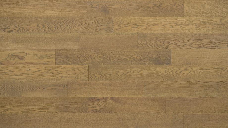 Engineered Hardwood Flooring - Brushed Oak |Mockingbird|