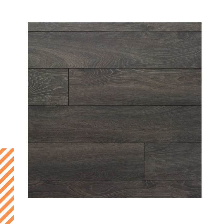 Laminate Flooring - Grey-Flooring Cache