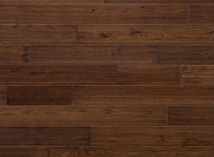 Engineered Flooring- Elements Moraine Hickory| 'Moosehide'| Kentwood Flooring
