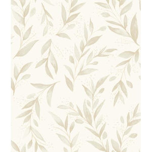 York Designer Series ME1535 Magnolia Home Vol. II Olive Branch Wallpaper