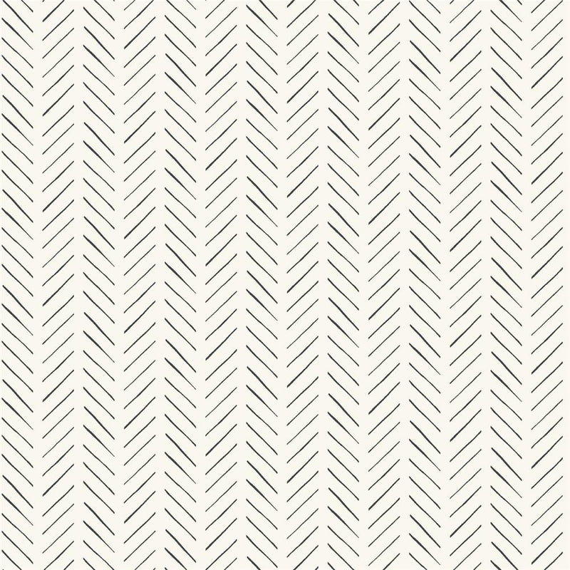 York MK1170 Magnolia Home Artful Prints & Patterns Pick-Up Sticks Wallpaper