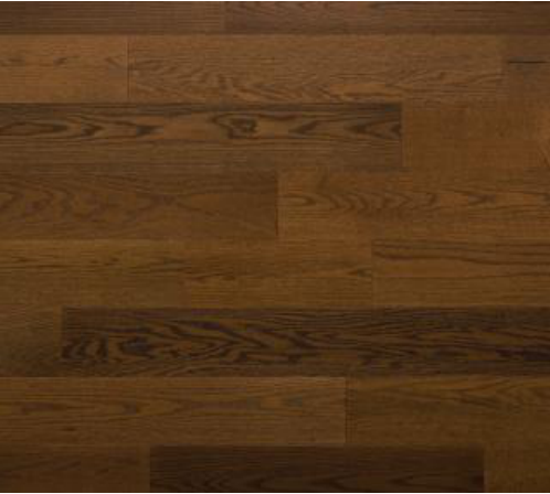 Engineered Flooring- Custom Red Oak | 'Treasure Chest' | Eng - Abode Flooring