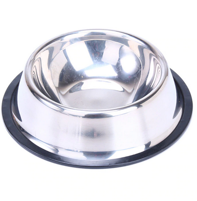 Stainless Steel Non-Slip Pet Bowl