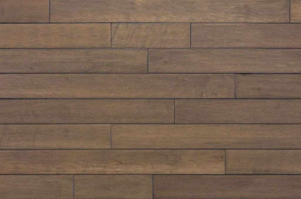 Engineered Hardwood Flooring-Elements Hard Maple |'Seagull'| Kentwood Floor