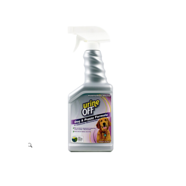 Urine Off Odor & Stain Remover FOR DOGS (500 ml)-Flooring Cache