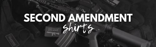 Second Amendment T-shirts