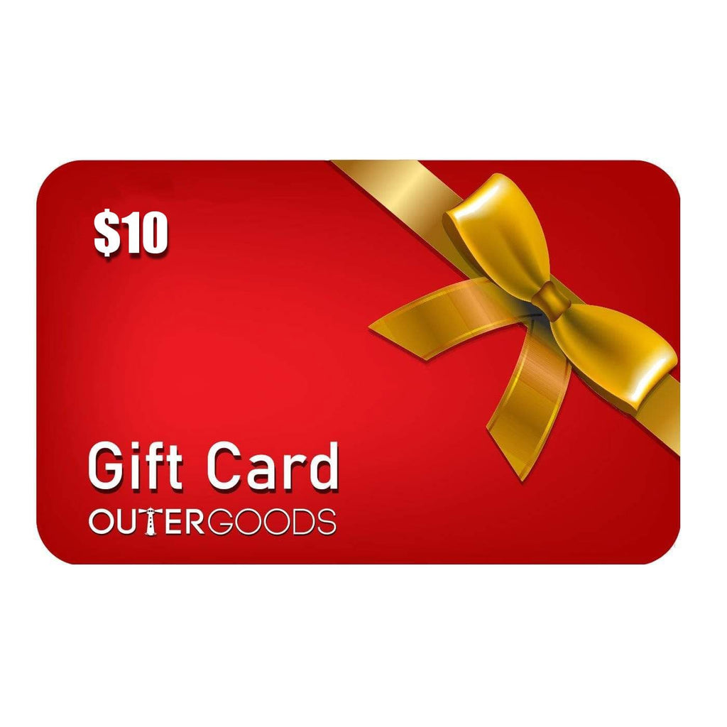 $10 Outergoods Gift Card