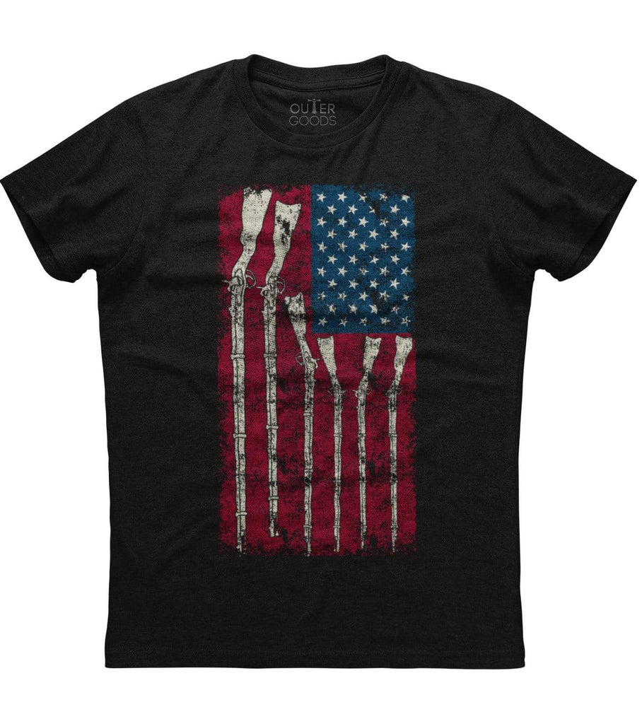 American Flag T-shirt (NDL)