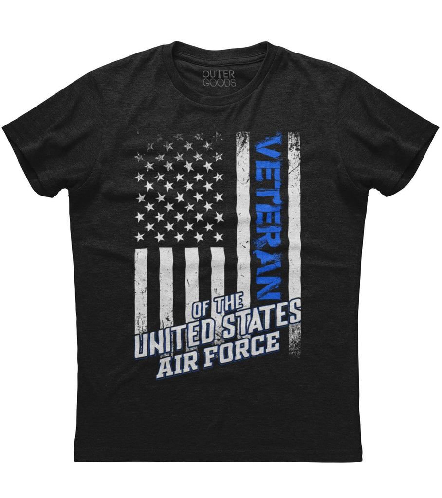 Veteran Of The United States Air Force T-Shirt (O)