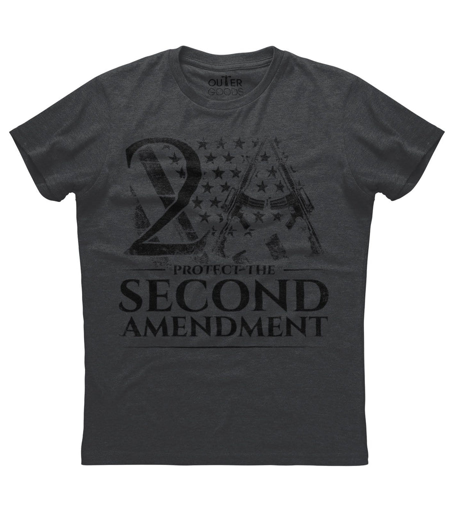 Protect The 2nd Amendment 2A T-Shirt (O)