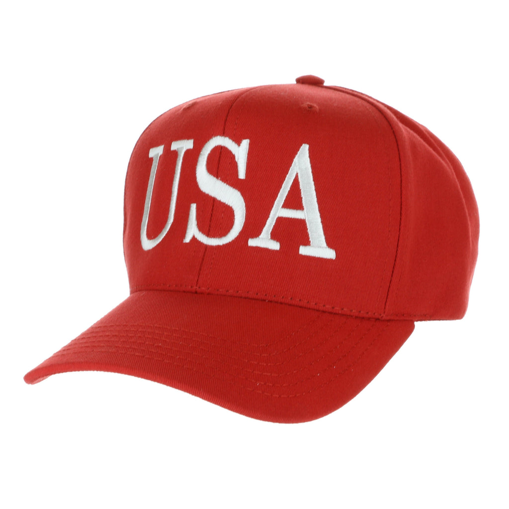 Donald Trump 2020 USA Authentic Hat - Made in USA