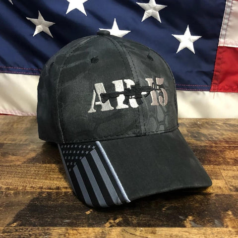 AR-15 2nd Amendment Authentic Kryptek Hat