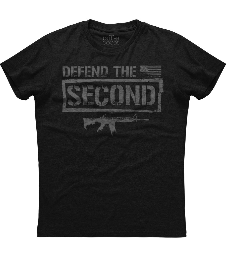 Defend The Second T-Shirt (O)