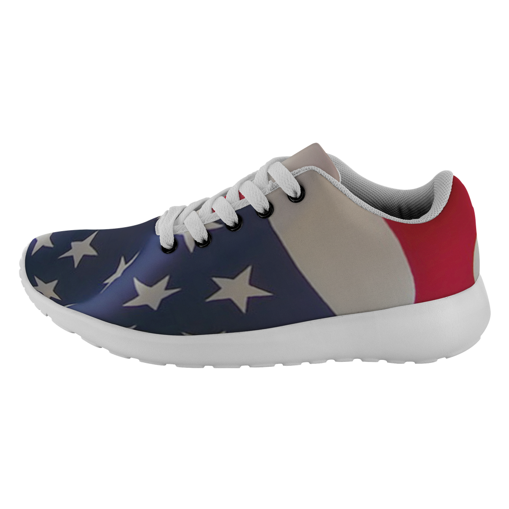 American Flag Sport Shoes