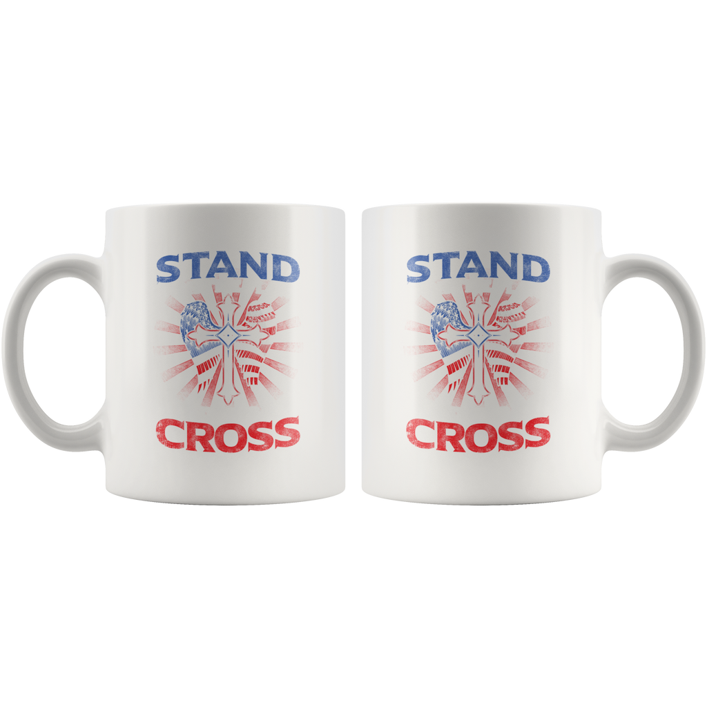 Stand For Cross America Mug