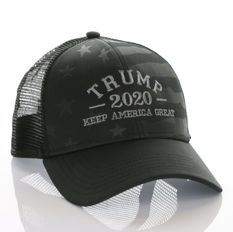Donald Trump 2020 Keep America Great Mesh Back Hat